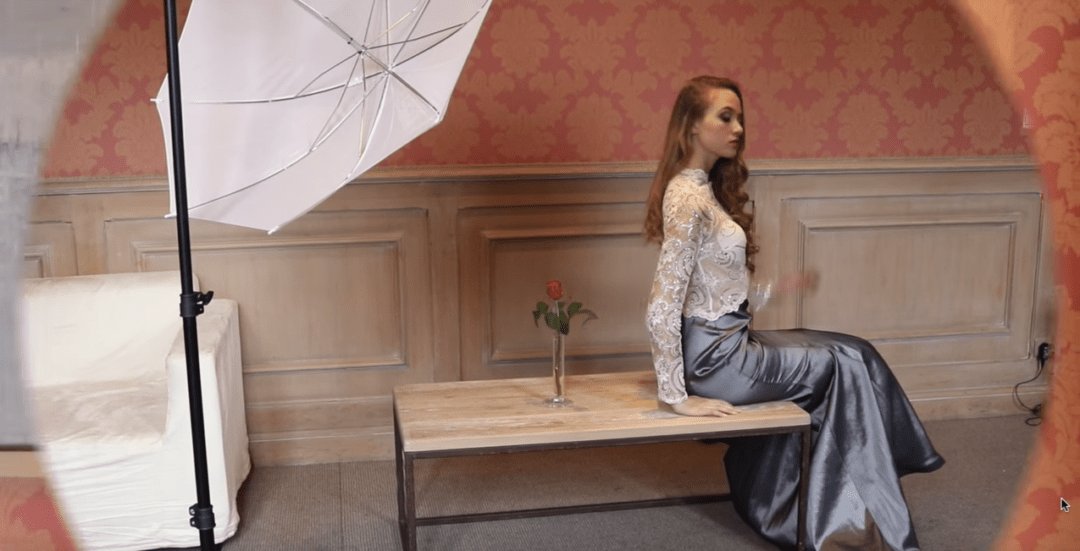 Christelle Lays : Maquillage – Shooting photo